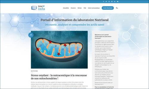 Nutrixeal Info article a la une